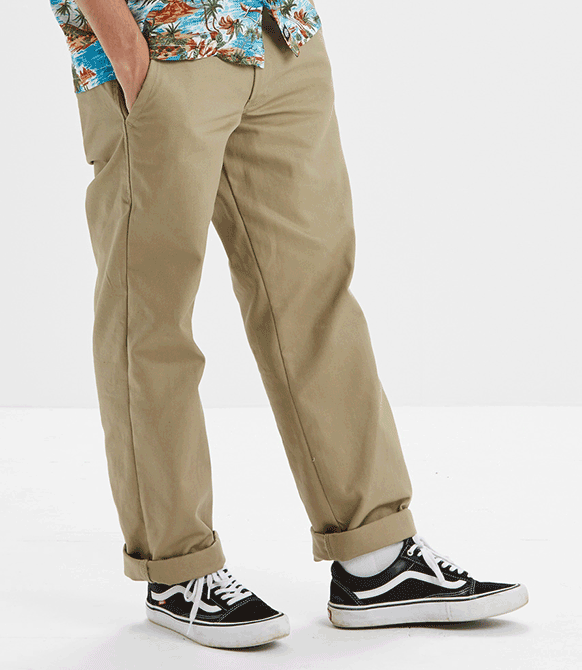 The iconic 874 pant