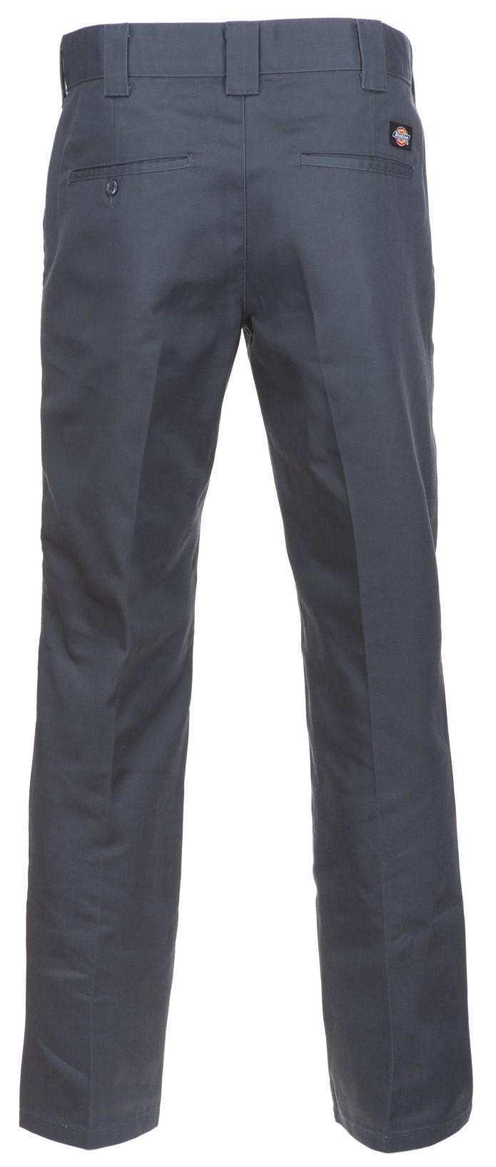 Dickies-Herren-Chino-Stoff-Hose-Arbeitshose-SLIM-FIT-WORK-PANT Indexbild 8