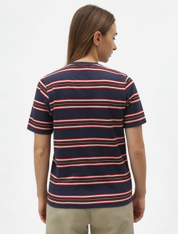 Lithia Springs Striped T-Shirt