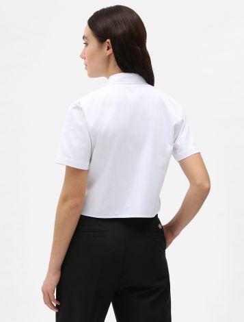 Cropped Work Shirt