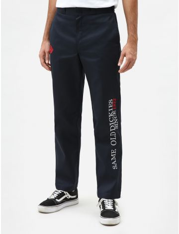 MIDVILLE MEN'S STRAIGHT LEG WORK PANTS