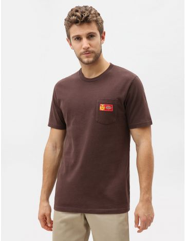 Obey Vs Dickies Heavyweight Pocket T-Shirt