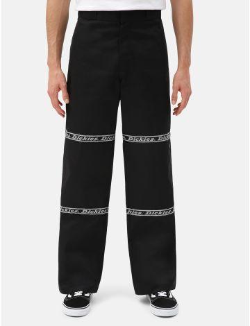 Pantaloni con doppio nastro riflettente Gardere