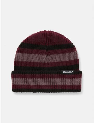 Mer Rouge Striped Beanie