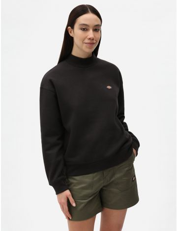 Sweat-Shirt Col Montant Oakport