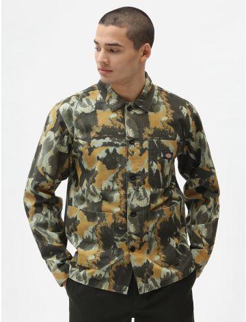 Crafted Camo Overshirt