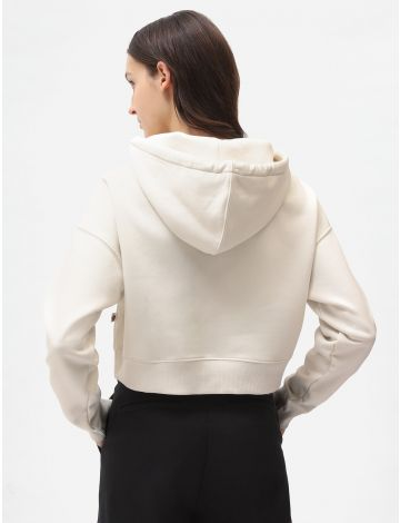 Oakport Cropped Hoodie