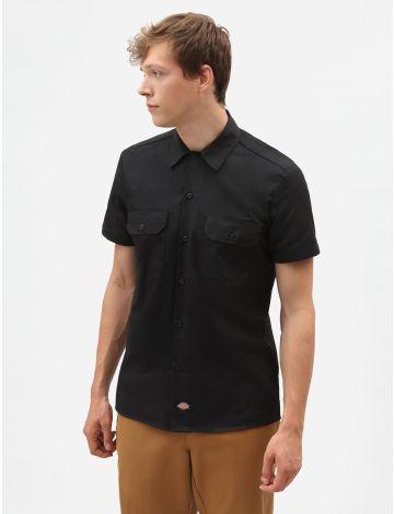 Dickies Slim Fit Work Shirt