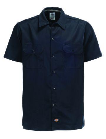 Slim Fit Work Shirt