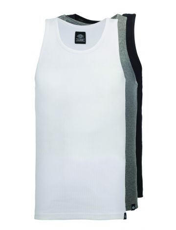 Dickies Proof Multi-Colour (3pk Tank Tops)