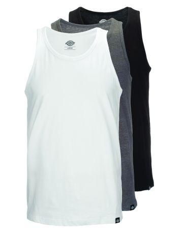 Dickies Vest Multi-Colour (3Pk Vests)