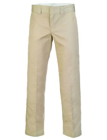 Dickies Womens Slim Straight Work Pant