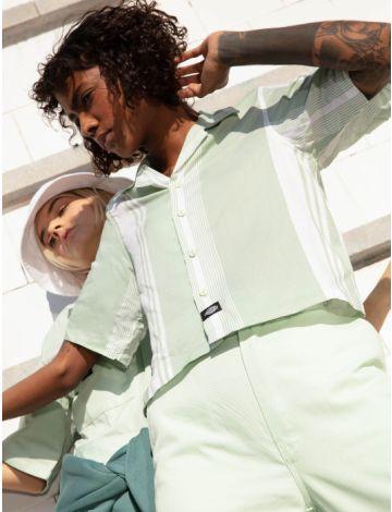 Senola Women's Cropped Revere Shirt