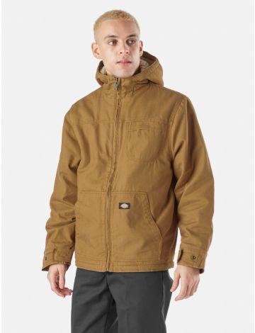 Duck Sherpa Lined Jacket