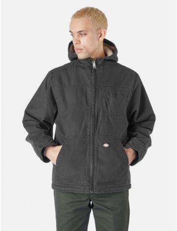 Duck Sherpa Lined Jacket