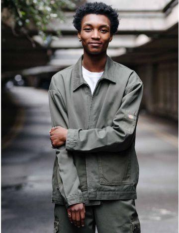 M Dickies Urban Utility Twill Jacket
