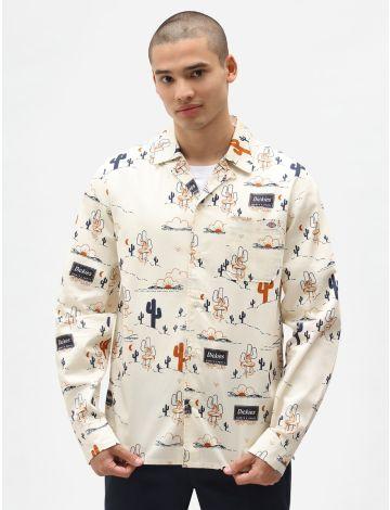 Bettles AOP Long Sleeve Shirt