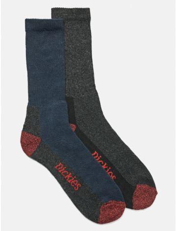 Cushion Crew Socks