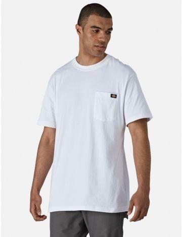 Short Sleeve Pocket Cotton T-Shirt