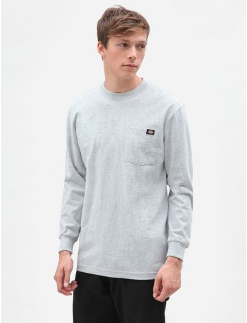 Dickies Long Sleeve Pocket Tee