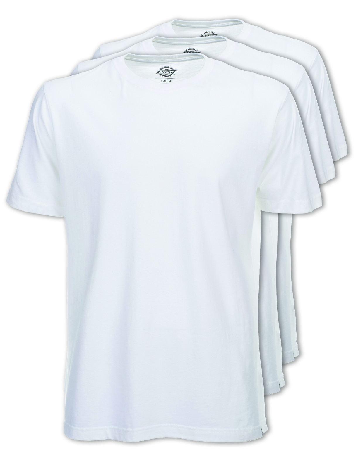 Dickies Herren 3er Pack T-Shirts basic DICKIES T-SHIRT POCKET